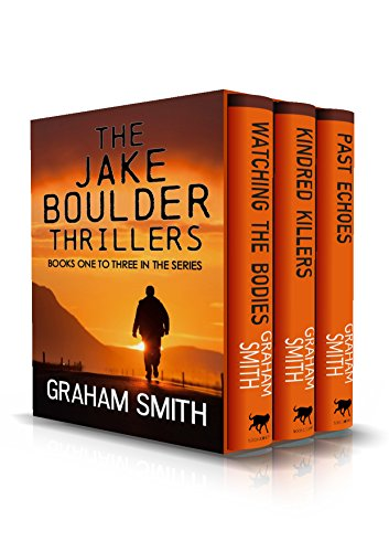 The Jake Boulder Series: books 1-3
