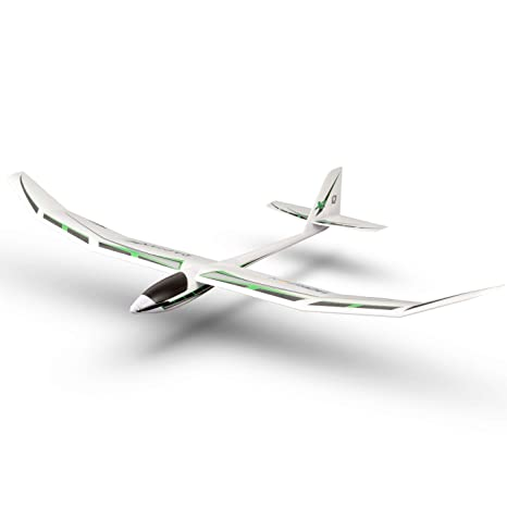 Amazon com: E-flite Radian XL 2 6m Airplane: Toys & Games