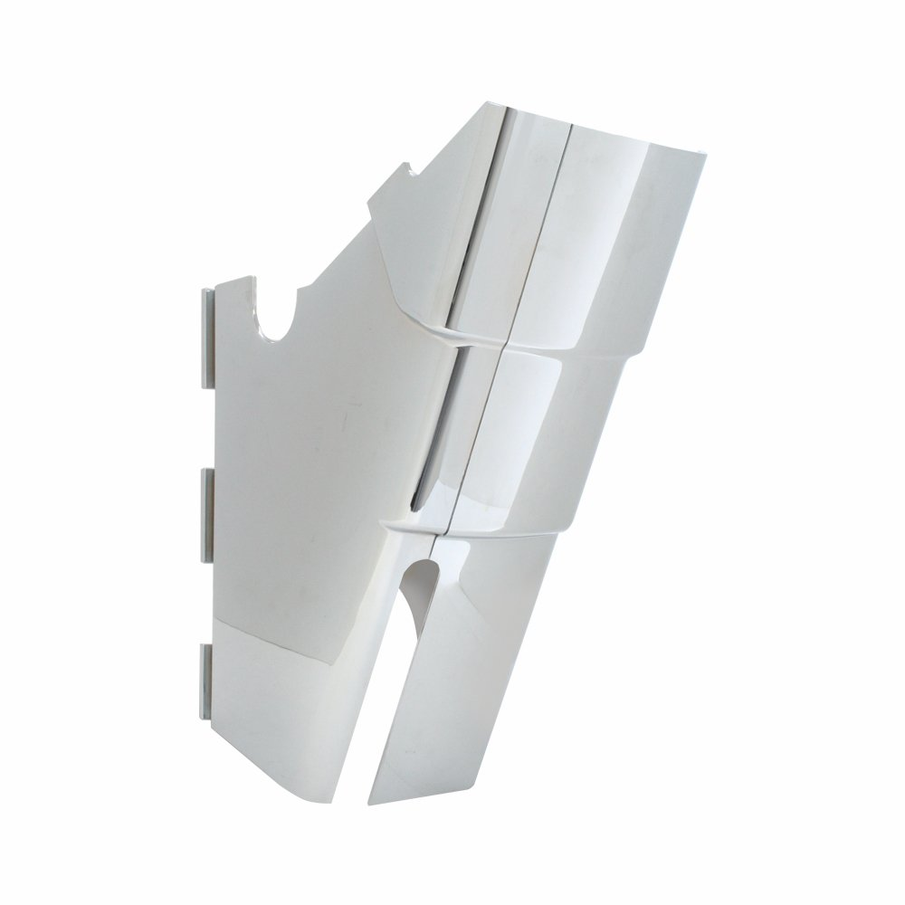 Grand General 67916 Plastic Chrome Bottom Steering Column Cover for Kenworth