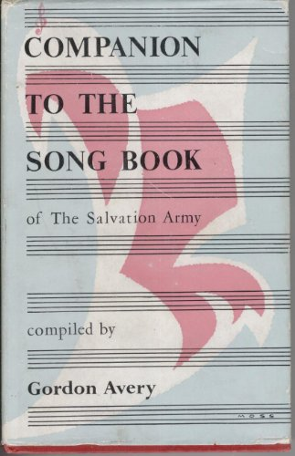 Companion to the Song Book of the Salvation Army