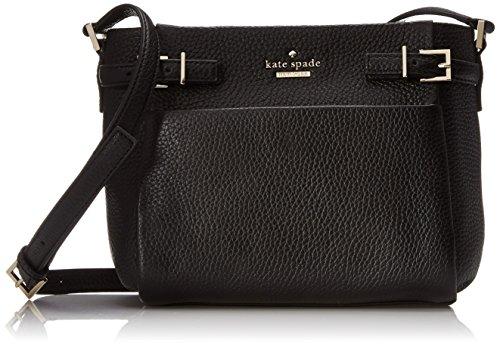 kate spade new york Holden Street Mini Brandy Cross Body Bag, Black, One Size