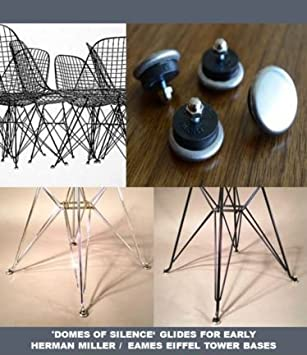 amazon com domes of silence glides for eames h miller eiffel tower