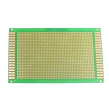Rectangle Prototype PCB Circuit Board Universal Stripboard Veroboard 150x90mm by Ucland