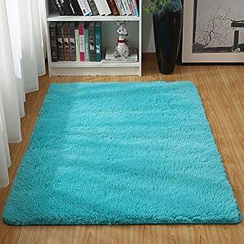 Amazon Com Lochas Soft Indoor Modern Area Rugs Fluffy
