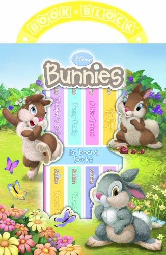 - Disney Bunnies 12-Book Library