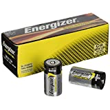 Energizer EN93 Alkaline C Size General Purpose Battery -8350 mAh -C -Alkaline -1.5 V DC
