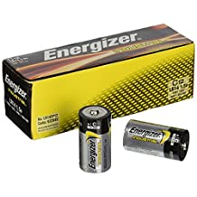 Energizer EN93 Alkaline C Size General Purpose Battery -8350 mAh -C -Alkaline -1.5 V DC