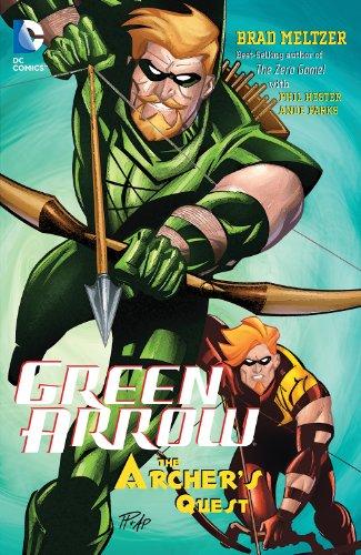 Green Arrow: Archer's Quest (Green Arrow Quiver)