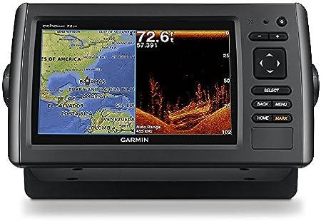 Garmin GPS Plotter Sonda echoMAP 72 sv: Amazon.es: Deportes y aire libre