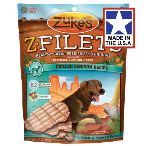 Filet Strips Dog Treats - 5