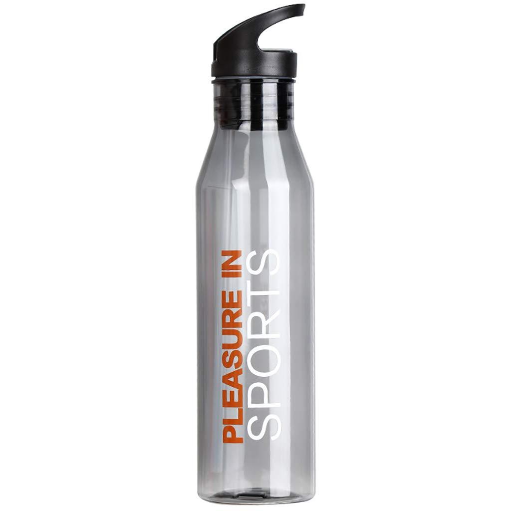 JY Sportflasche Kreative Portable Outdoor Sportflasche Wasser Tasse Single Layer Stroh Tasse dicht Männer Und Frauen Wasser Tasse
