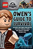 #5: Owen's Guide to Survival (LEGO Jurassic World)