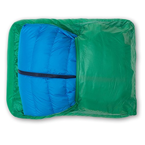Down Backpacking Pillow Ultralight, Compact, and Extremely Comfortable Perfect for Camping, Backpacking, and Hammocks