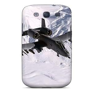 New Flight To North Tpu Case Cover, Anti-scratch AqB13495WvjU Phone Case For Galaxy S3