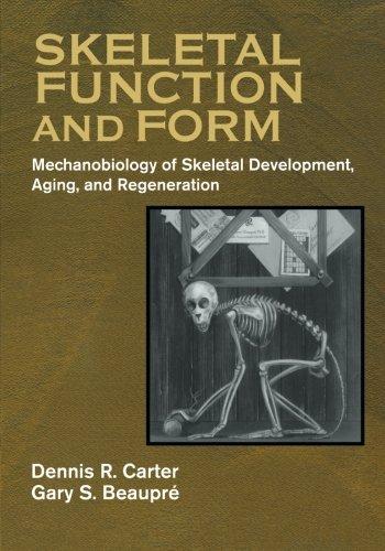 Skeletal Function and Form: Mechanobiology of Skeletal Development, Aging, and Regeneration