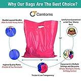 100 Retail Merchandise Plastic Bags 12x15 - 1.75