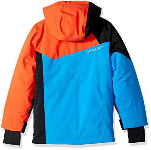 5fa1f3636 Amazon.com   Spyder Boy s Ambush Ski Jacket   Clothing