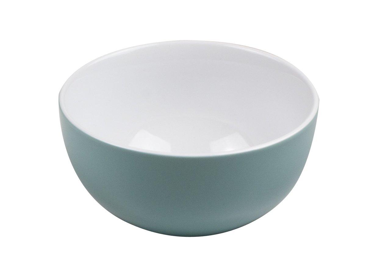 Ceramica 15.5 x 12.5 x 14 cm Set di 12 Multicolore BEPER Home Tazza Colazione, 12 unit/à