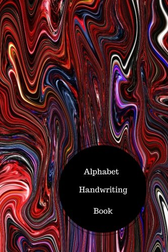 Alphabet Handwriting Book: Writing Alphabet Worksheets For ...