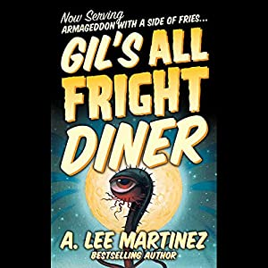 Gil's All Fright Diner Audiobook