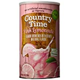 Country Time Pink Lemonade Drink Mix, 5-Pound, 82.5-Ounce