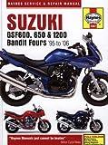 Suzuki, GSF600, 650 & 1200, Bandit Fours '95 TO '06 (Haynes Service & Repair Manual) by Max Haynes (2007-08-15)