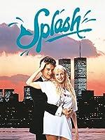 Filmcover Splash - Eine Jungfrau am Haken
