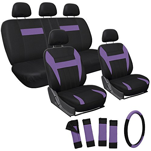 purple car seat covers ford focus - 8