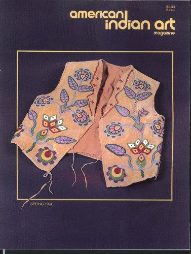 - AMERICAN INDIAN ART Hopi-Zuni Porcupine Charles Hamilton Smith Spring 1994