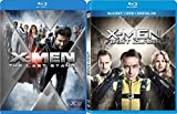 X-Men Days of First Class & - X-Men The Last Stand Blu Ray 4 Disc Set