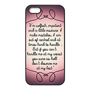 Artistic note Cell Phone Case for iPhone 5S