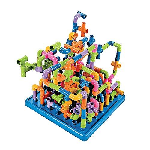 Jumbo Pipe Connectors (200 Pcs. Per Unit) Plastic