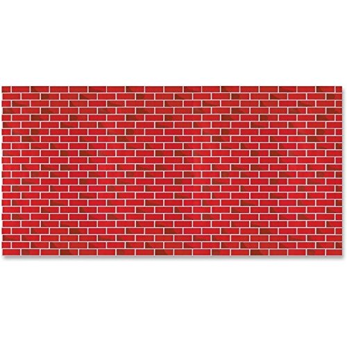Pacon Brick Tu-Tone Design Bulletin Board Papers