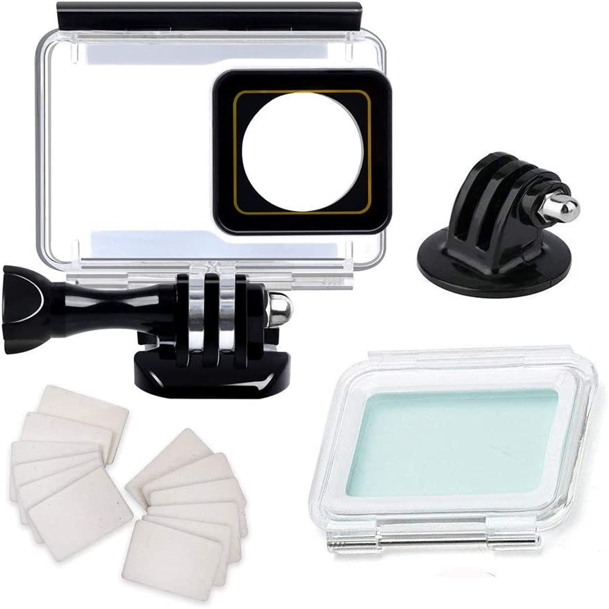 Waterproof Housing Case for Xiaomi Yi 4K / Xiaoyi Yi 4K+ / Yi Lite Action Camera with Touch Screen Accessories Underwater Diving 40M Protective Shell