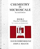 Chemistry in Microscale, Ehrenkranz, David and Mauch, John, 0787218456
