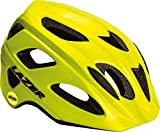 Lazer Beam MIPS Helmet: Flash Yellow, LG