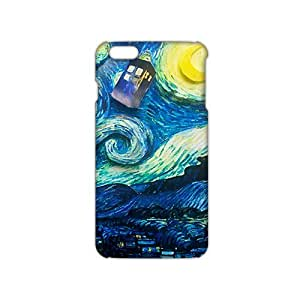 Fortune Van gogh starry night paintings 3D Phone Case for iPhone 6