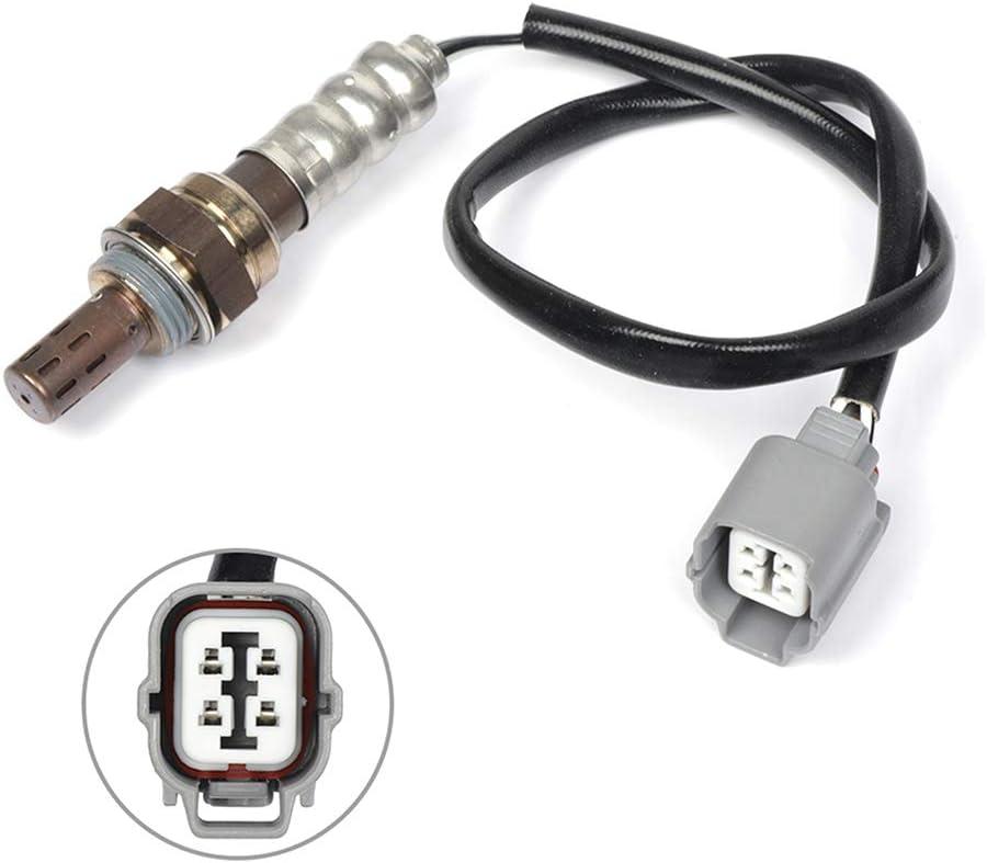 ECCPP Oxygen O2 Sensor Upstream or Downstream Sensor 1 Sensor 2 Fit for 2004-2005 Acura EL 1999-2000 2004-2005 Honda Civic 2003-2011 Honda Element 234-4220 234-4733