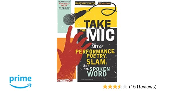 019494951d06fd Take the Mic  The Art of Performance Poetry