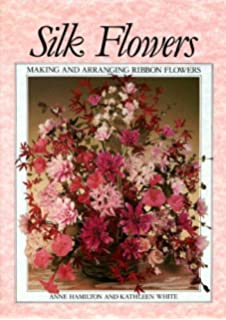 Making silk flowers amazon beryl wasey 9780713467215 books silk flowers making and arranging ribbon flowers mightylinksfo