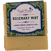 Rosemary Mint Shampoo Bar Soap