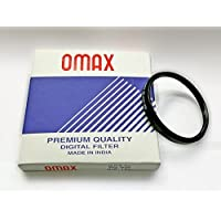 Omax lens protection filter for canon ef50mm f/1.8 stm lens