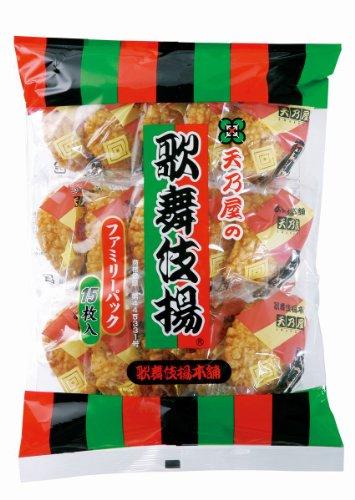 Amanoya Japanese Rice Cracker, 5.99 Ounce by Amanoya