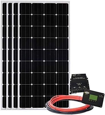 Go Power Solar-AE 960 Watts All Electric Solar Charging Kit