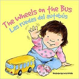 Las ruedas del autobus / The Wheels on the Bus Nursery Rhymes: Amazon.es: Anita DuFalla: Libros