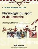img - for Physiologie du sport et de l'exercice adaptation physilogique a l'exercice physique book / textbook / text book