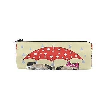 IMOBABY - Estuche para paraguas de perro, multifuncional, bolsa de papelería, bolsa con