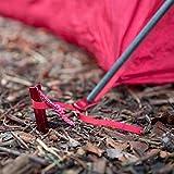 MSR Groundhog Tent Stake Kit, 6-Pack, Regular