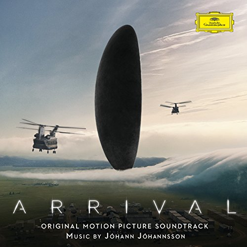 CD : Johann Johannsson - Arrival (CD)