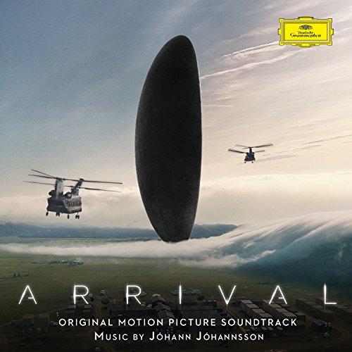 CD : Johann Johannsson - Arrival (CD)